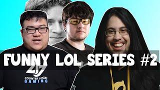 Funny LoL Series #2 : Random Stream Moments