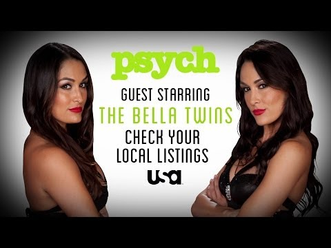 The Bella Twins guest star on USA Network