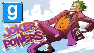 Joker Powers (Garry