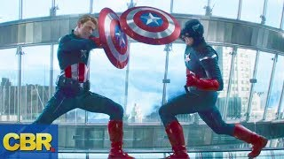 The 15 Best Hero Vs Hero Fights In The MCU