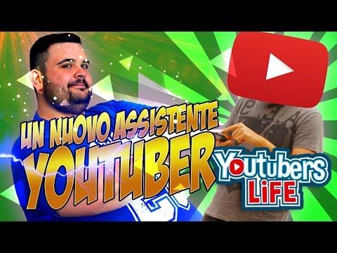 Youtubers Life: Un Nuovo Assistente Youtuber (2.000.000 di iscritti)