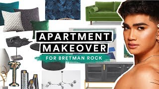 EXTREME APARTMENT MAKEOVER for Bretman Rock! (Part 1) // Lone Fox