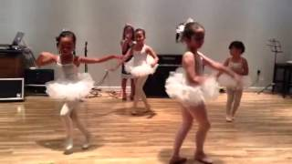 Let It Go - Ballet Performance