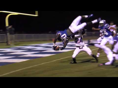 "Kimlon ""KJ"" Dillon Amazing 15 Foot TD Dive"