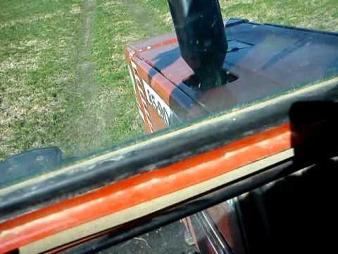 Fiat 85-90 Turbo DT PÃ¥ vej ud og samle sten