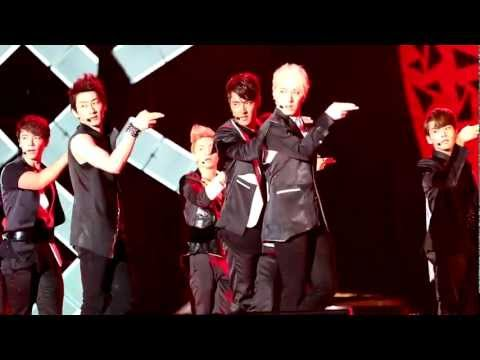 [120706] Super Junior - Sexy, Free & Single [kbs Concert].mp4 video