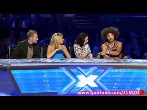 Felix Hunter - The X Factor Australia 2014 - AUDITION [FULL]