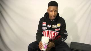 "21 Savage ""Slaughter Tape"" Interview & Performance (Mixtape Kitchen Exclusive)"