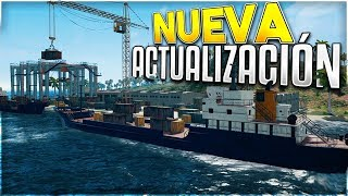 ¡PROBANDO EL NUEVO PARCHE DEL MAPA NUEVO(SAVAGE) EN 2.0! PLAYERUNKNOWN'S BATTLEGROUNDS ESPAÑOL