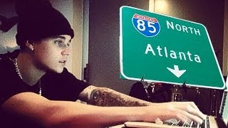 Justin Bieber Moving to Atlanta To Pursue Rap Career?