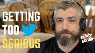 Conor McGregor, Khabib Nurmagomedov Twitter Attacks Must Stop | SiriusXM | Luke Thomas