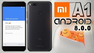 Bypass Lock Frp Xiaomi Mi A1 Skip Google Account Android 8.0.0