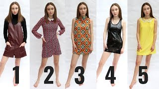 1960's Photoshoot - YOU pick the dress