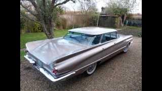 1960 Buick Invicta 401 Nailhead Power ROAD TEST
