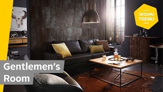 Tipps und Tricks für ein stilvolles Herrenzimmer (Gentlemen's Room) | Roombeez - powered by OTTO