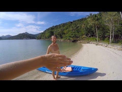 LEO IST NACKT. Koh Chang. Thailand. Weltreise Vlog 041