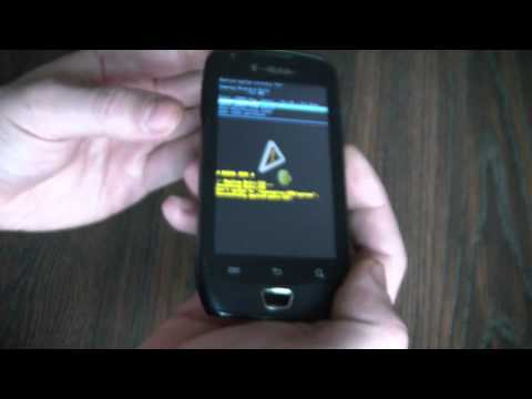 How To Hard Reset A Samsung Exhibit 4G SGH-T759 Smartphone