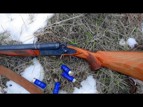 Ружье ТОЗ-54 - тульская курковая классика!