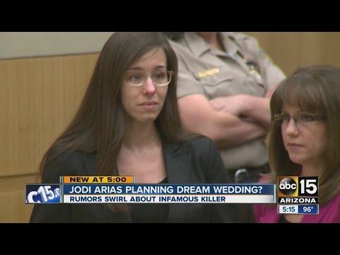 Jodi Arias to get married behind bars?