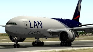 The beauty of X-Plane 10 2015 full HD