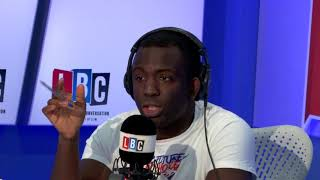 Nigel Farage's Fiery Debate With Anti-Brexit Campaigner Femi Oluwole - LBC