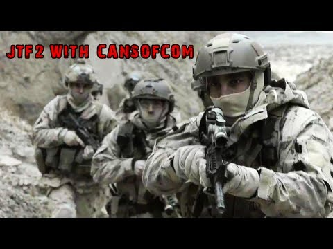 Jtf2 Special Forces With Cansofcom video