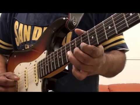 Ai Dil Hai Mushkil Jeena Yahaan Electric Guitar