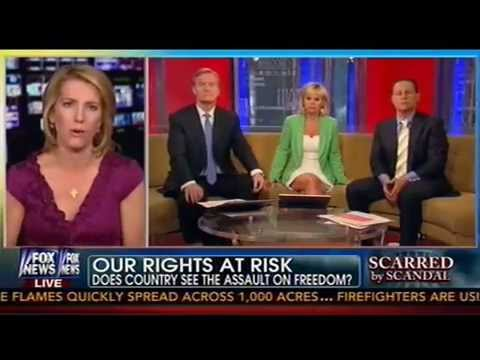 Ingraham On Tea Party's Bump In Polls: No 'Stupid Comments' About 'Women And Abortion,' Please