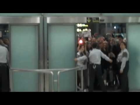 Dougie's airport birthday. Music Videos