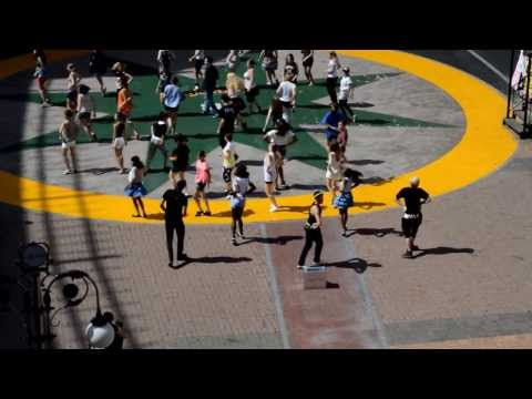 Flashmob Dream High By Capcoree  (seoul - 16 August) video