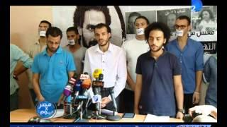 معركة الأمعاء الخاوية من اجل الإفراج عن نشطاء 6 ابريل