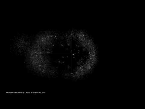 Supernova - eine Simulation