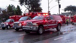 Redondo Beach Multi-Agency Major Traffic Collision