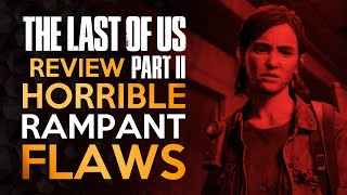 Masterpiece? ABSOLUTELY NOT - The Last of Us 2 Review