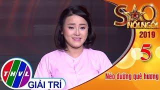 THVL | Sao nối ngôi Mùa 4 – Tập 5[2]: Mẹ Là Quê Hương - Bảo Ngọc