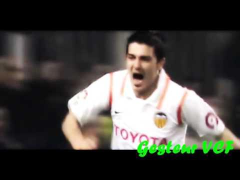 David Villa - Valencia CF  - Compilation 2005-2010