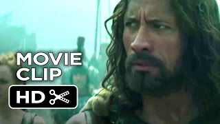 Hercules Movie CLIP - We're Too Late (2014) - Dwayne Johnson Fantasy Action Movie HD