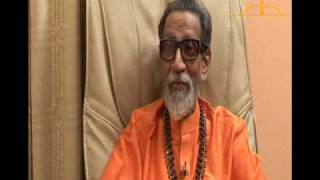 Bala Saheb Interview at Matoshri 02