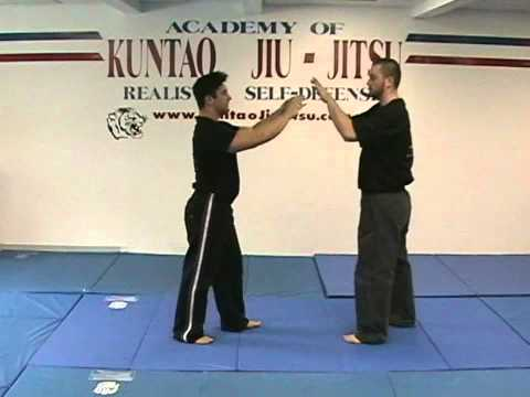 Kuntao Jiu-Jitsu Instructional Training Videos: Frontball Kick Image 1