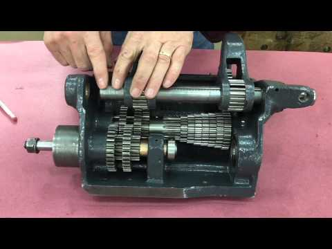 "South Bend 13"" Restoration - Quick Change Gear Box 2 of 2"