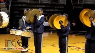 Alabama State Jamboree: Sidney Lanier Drumline vs. Calhoun Drumline (2015)