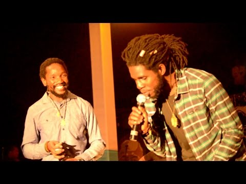 Kabaka Pyramid and Chronixx | Earth Hour 2015