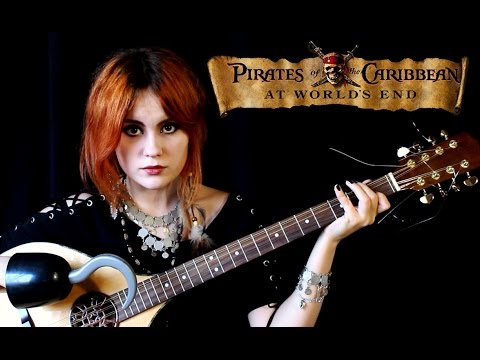 Pirates of the Caribbean - Hoist The Colours (Gingertail Cover)