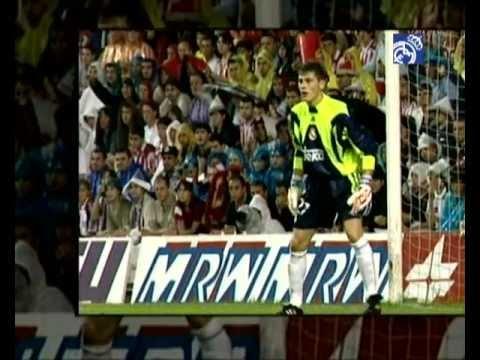 Iker Casillas: 13 años en el Real Madrid