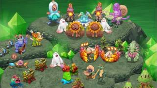 My Singing Monsters: Dawn Of Fire - Cave Island (Full Song) (1.11.0)