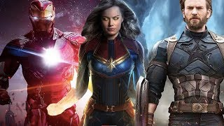HUGE Avengers Endgame CLUE Given In Avengers Infinity War To Unite Heroes