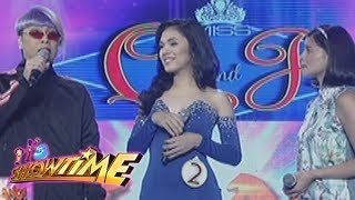 It's Showtime Miss Q & A: Vice Ganda talks about why he didn't graduate