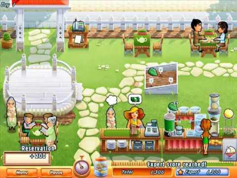 Delicious Tea Garden