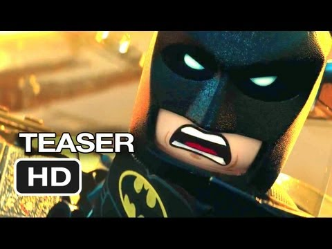 The Lego Movie Official Teaser Trailer #1 (2013) - Will Ferrell Movie HD
