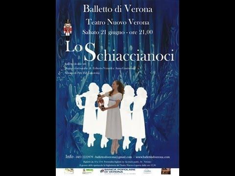 PROVE – SCHIACCIANOCI Balletto di Verona
